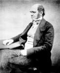 Charles Darwin im Alter von 51 Jahren