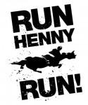 Run Henny Run! Logo