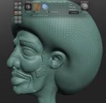 Sculptris - Anwendungsbeispiel