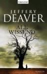 Jeffrey Deaver - Allwissend Cover