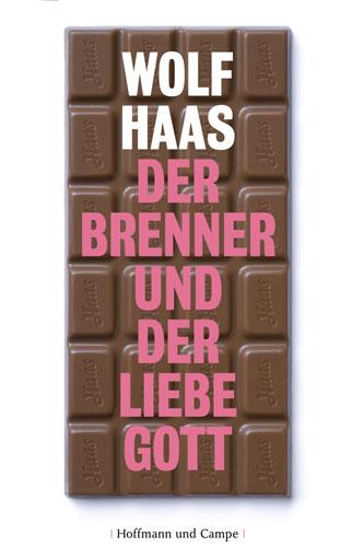 """Titelbild """"Brenner und der liebe Gott"""""""