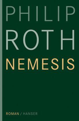"""Titelbild """"Nemesis"""""""